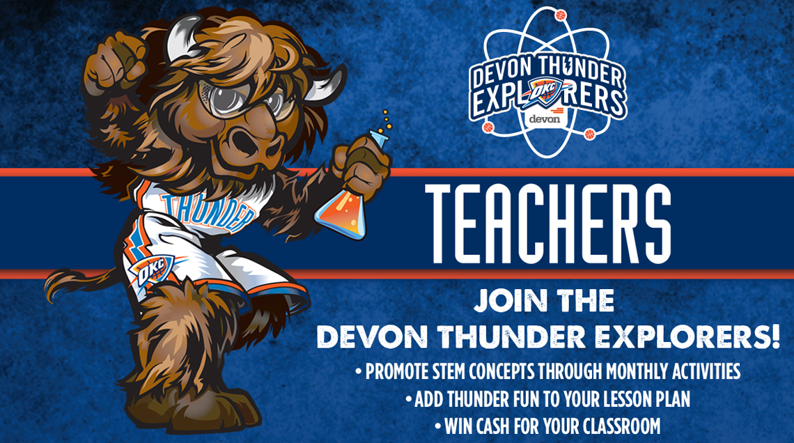Join Rumble the Bison for a season-long adventure exploring science, math and more!